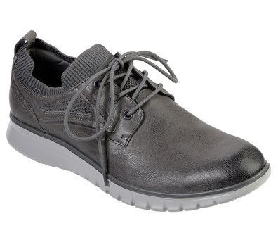 Gray Skechers Neo Casual - Keizer