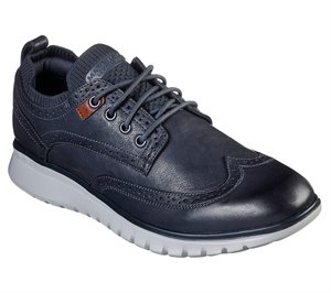 Navy Skechers Neo Casual - Creswell