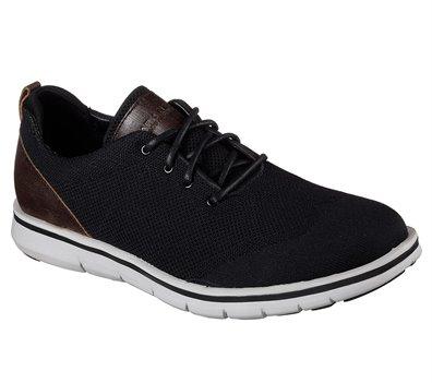Black Skechers Articulated - Bradmoor
