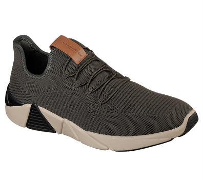 Olive Skechers A-Line - Axes