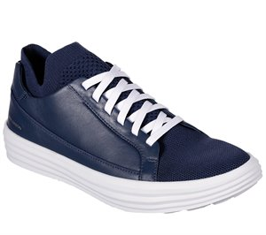 Navy Skechers Shogun - Down Time