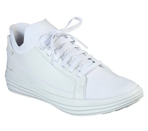 White Skechers Shogun - Down Time