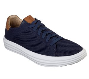Navy Skechers Shogun - Mondo