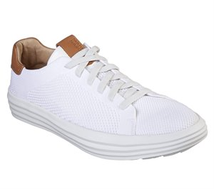 White Skechers Shogun - Mondo