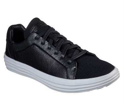 Gray Black Skechers Shogun - Bandon