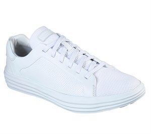 White Skechers Shogun - Bandon