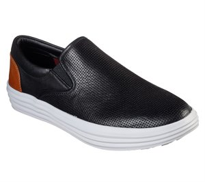 Gray Black Skechers Shogun - Gladstone