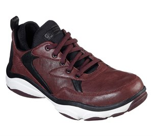 Red Skechers Rubble - Kelton