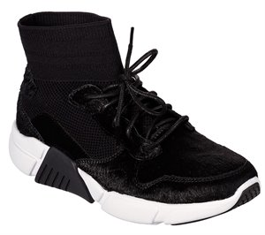 Black Skechers Block - Varsity
