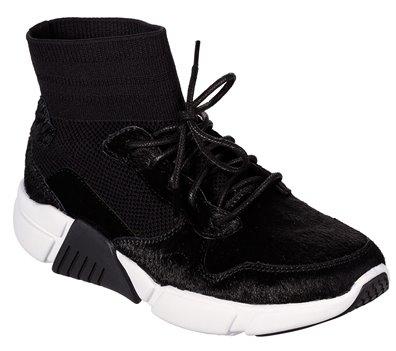 Black Skechers Block - Varsity
