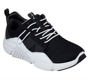 Black Skechers Block - Curvature