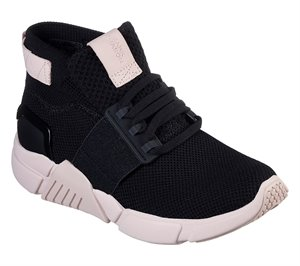 Pink Black Skechers Block - Choice