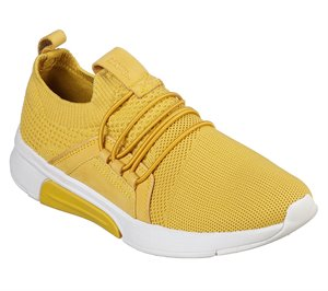 Yellow Skechers Modern Jogger - Trails