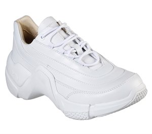 White Skechers Neo Block - Carmen