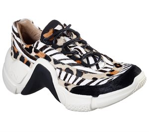 Multi Black Skechers Neo Block - Mix-Up
