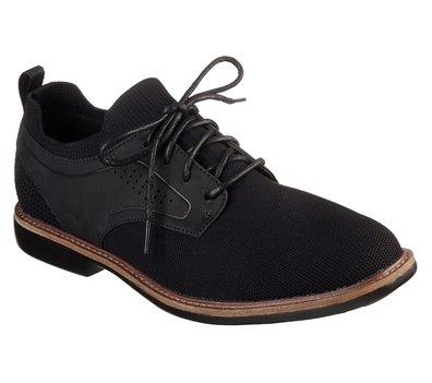 Black Skechers Clubman - Westside