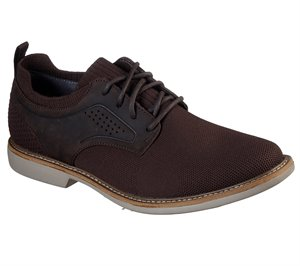 Brown Skechers Clubman - Westside