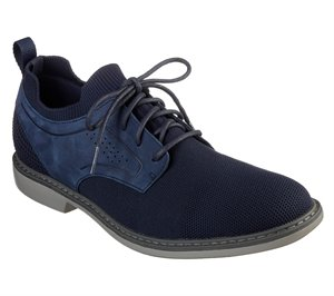 Navy Skechers Clubman - Westside