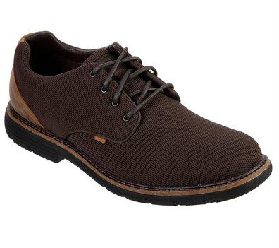 Brown Skechers Lite Lugg - Hayden