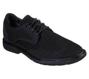 Black Skechers Lite Lugg - Basswood