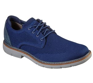 Navy Skechers Lite Lugg - Basswood