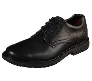 Black Skechers Light Lugg - Huxley