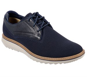Navy Skechers Mako - Stayton