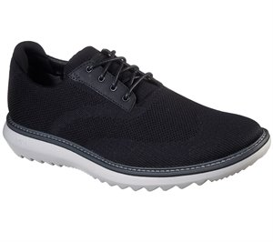 Gray Black Skechers Mako - Cliffhaven
