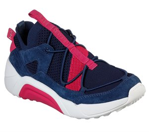 Pink Navy Skechers Enduro - Jolla - FINAL SALE