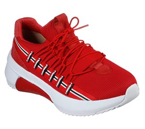 Red Skechers Modern Jogger 2.0 - Loop