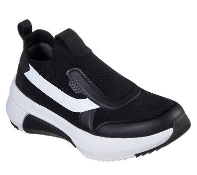 White Black Skechers Modern Jogger 2.0 - Roan