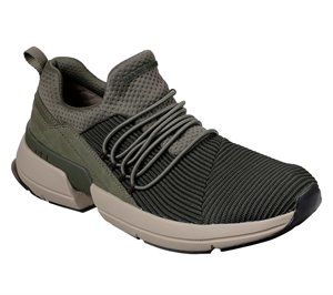 Olive Skechers Split - Skywalk - FINAL SALE