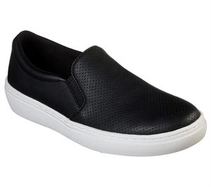 Black Skechers Goldie - Plane Jane