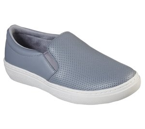 Gray Skechers Goldie - Plane Jane