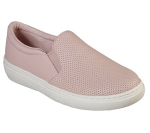 Pink Skechers Goldie - Plane Jane