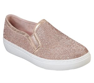 Gold Skechers Goldie - Flashow