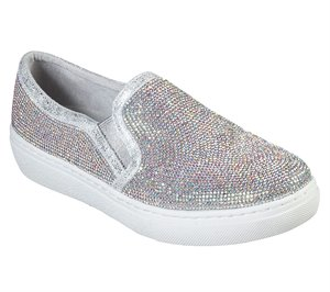 Multi Slver Skechers Goldie - Flashow