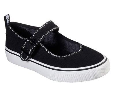 Black Skechers V-Lites - On Repeat