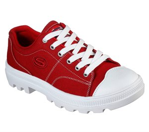 Red Skechers Roadies - True Roots