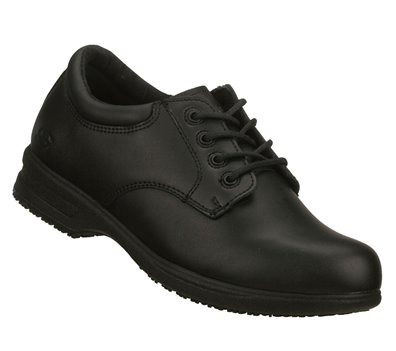Black Skechers Work: Caviar II SR