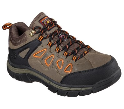 Skechers Work Relaxed Fit: Dunmor Comp