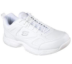 WHITE Skechers Work Relaxed Fit: Dighton SR