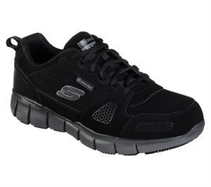 Black Skechers Work: Telfin - Thordd ESD