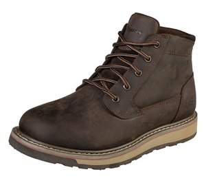 Brown Skechers Relaxed Fit: Boydton - Emporia