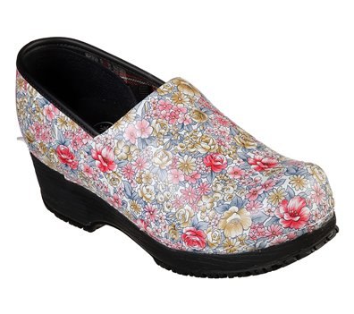Multi Skechers Work: Clog SR