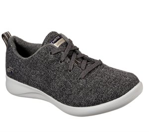 GRAY Skechers Wash-A-Wools: Spectrum