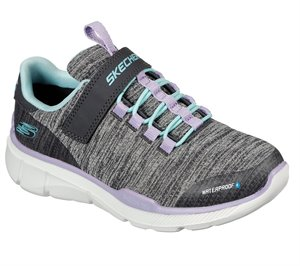 Blue Gray Skechers Relaxed Fit: Equalizer 3.0 - MBrace - FINAL SALE