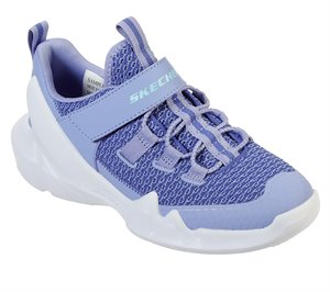 Blue Skechers D'Lites DLT-A - Street Sounds