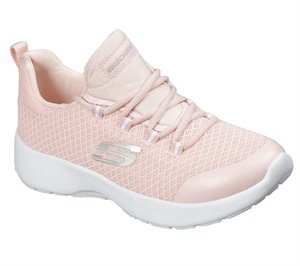 Pink Skechers Dynamight