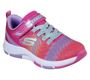 Multi Pink Skechers Trainer Lite 2.0